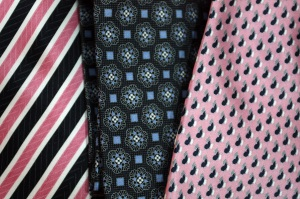 Tie Selection 1