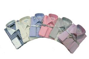 Ruggi's solid shirts
