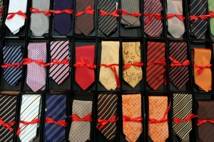 Silk Tie Selection