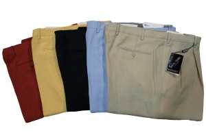 Pants Selection